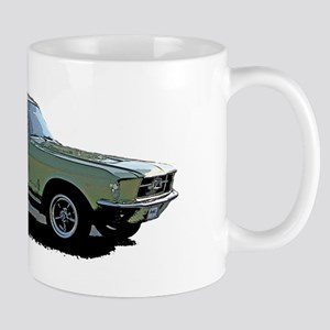 67 Mustang 4 Mug