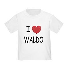 I heart waldo T