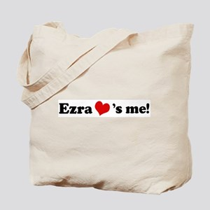 Ezra Loves Me Tote Bag