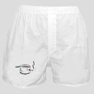 Smoking Pot Boxer Shorts