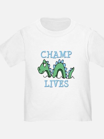Champ Lives T
