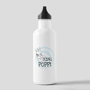 King Poppi Stainless Water Bottle 1.0L