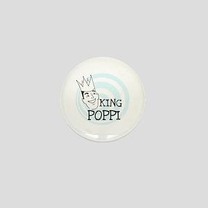 King Poppi Mini Button