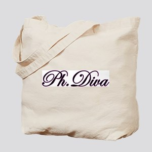 Ph. Diva Tote Bag