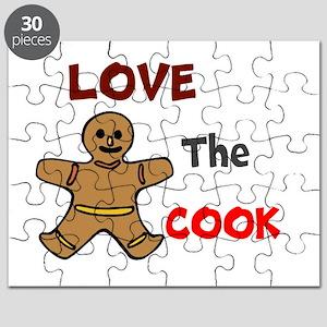 OYOOS Love the Cook design Puzzle