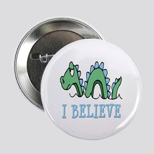 "I Believe in Sea Monsters 2.25"" Button (10 pack)"