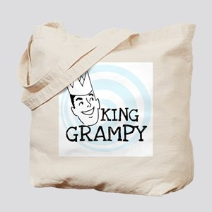 King Grampy Tote Bag