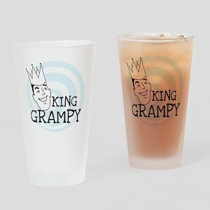 King Grampy Drinking Glass