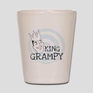 King Grampy Shot Glass