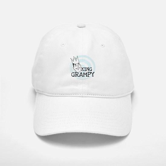 King Grampy Baseball Baseball Cap