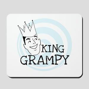 King Grampy Mousepad
