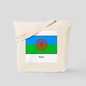 Gypsy Flag Tote Bag