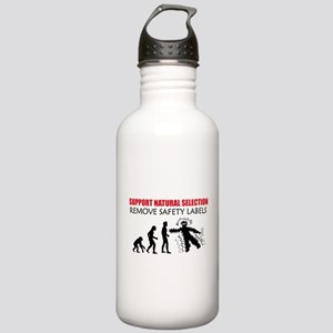 Natural Selection Stainless Water Bottle 1.0L
