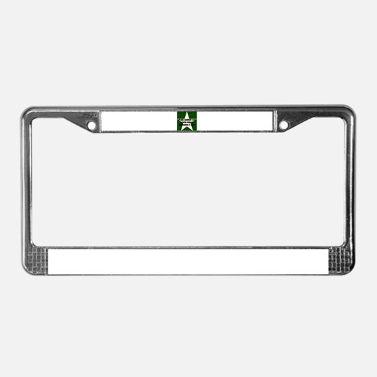 Pearl harbor day: Never forge License Plate Frame