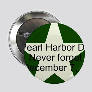 "Pearl harbor day: Never forge 2.25"" Button"
