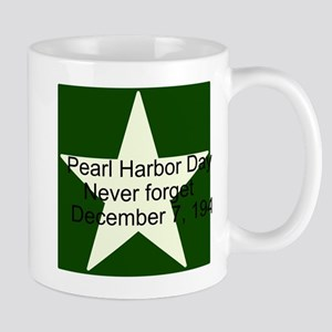 Pearl harbor day: Never forge Mug