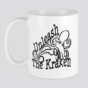 Unleash the Kraken Mug