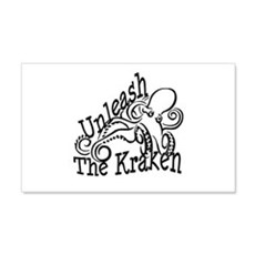 Unleash the Kraken 22x14 Wall Peel