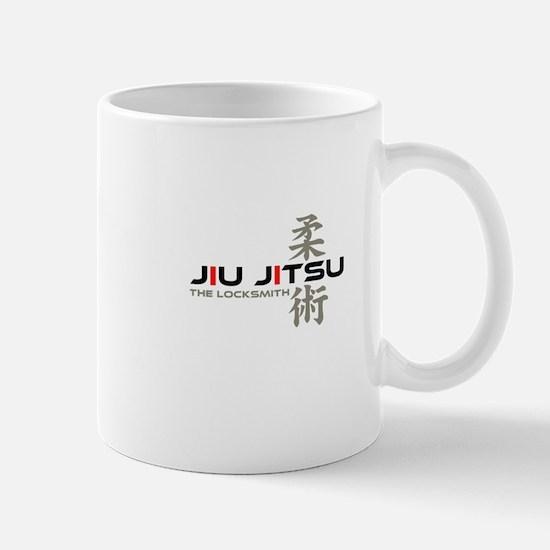 Jiu Jitsu - The Locksmith Mug