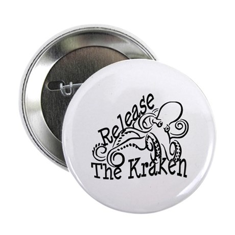 "Release the Kraken 2.25"" Button (10 pack)"