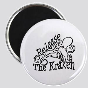 """Release the Kraken 2.25"""" Magnet (10 pack)"""