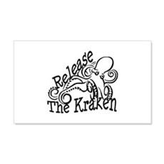 Release the Kraken 22x14 Wall Peel