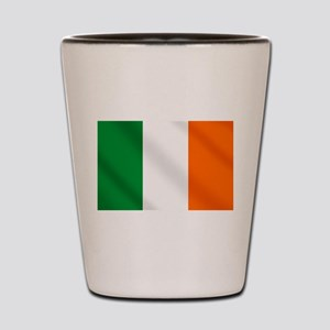 Irish flag of Ireland Shot Glass