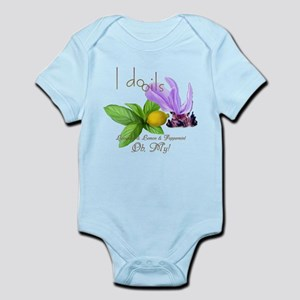 Lavender  Lemon  Peppermint -- Oh, My! Body Suit