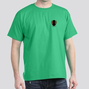 Honey Badger Bad Ass Dark T-Shirt