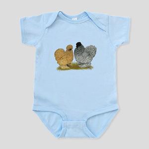Sizzle Chickens Infant Bodysuit