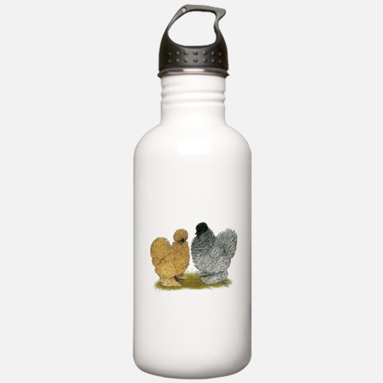 Sizzle Chickens Water Bottle