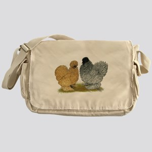 Sizzle Chickens Messenger Bag
