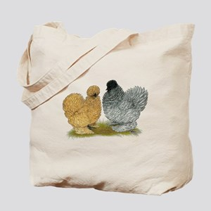 Sizzle Chickens Tote Bag