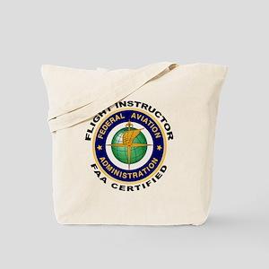 Flight Instructor Tote Bag