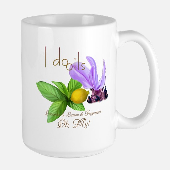 More ... Oh, My! Large Mug