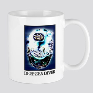 Deep Sea Diver Gear Mug