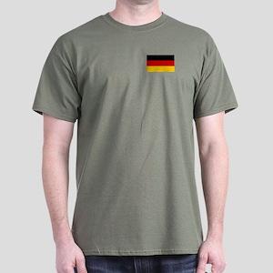 Vintage German Army Dark T-Shirt