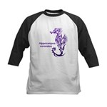 Sea horse Kids Baseball Jersey