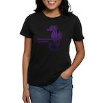 Sea horse Women's Dark T-Shirt