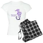 Sea horse Women's Light Pajamas