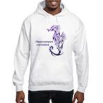 Sea horse Hooded Sweatshirt