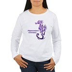 Sea horse Women's Long Sleeve T-Shirt