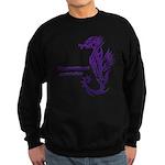 Sea horse Sweatshirt (dark)