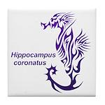 Sea horse Tile Coaster