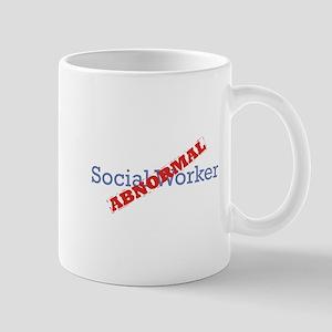 Social Worker / Abnormal Mug