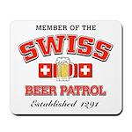 Beer Patrol Mousepad
