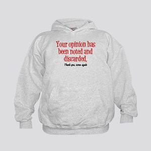 Opinion Child's Hoodie