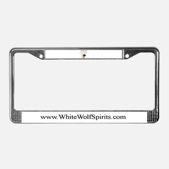 WWS License Plate Frame