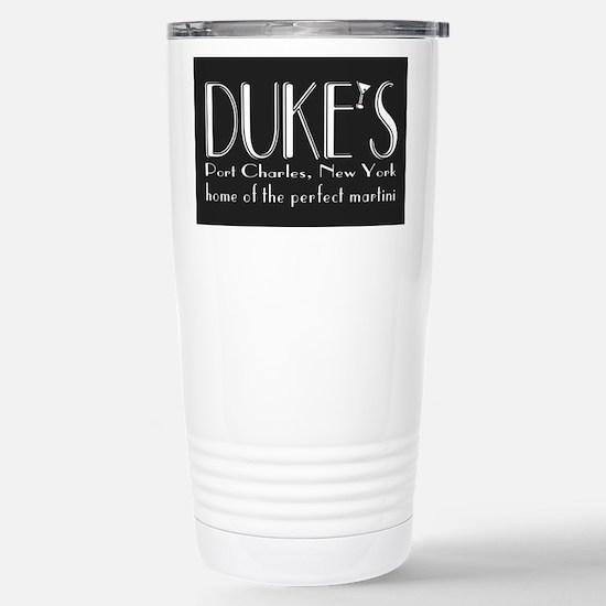 Dukes Martini Port Charles New York Mugs