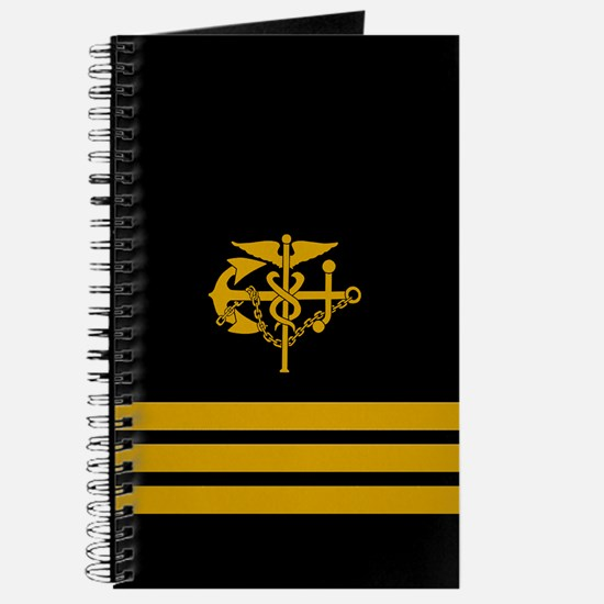 USPHS Commander<BR> Journal